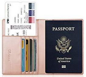 Portefeuille passeport: pour un voyage en toute assurance